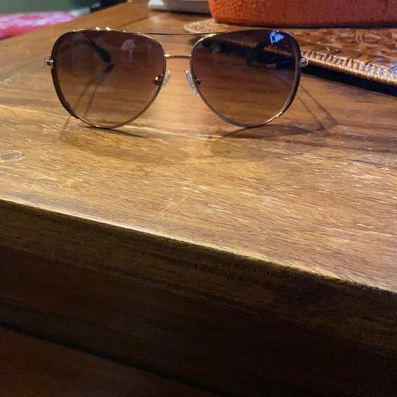 Aviator Sunglasses by Michael Kors